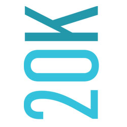 Leading PR Firm Logo: 20K Group