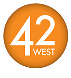 Top PR Agency Logo: 42 West