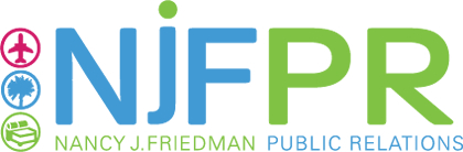 Leading PR Firm Logo: NJFPR