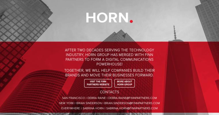 Horn Group Pr 13