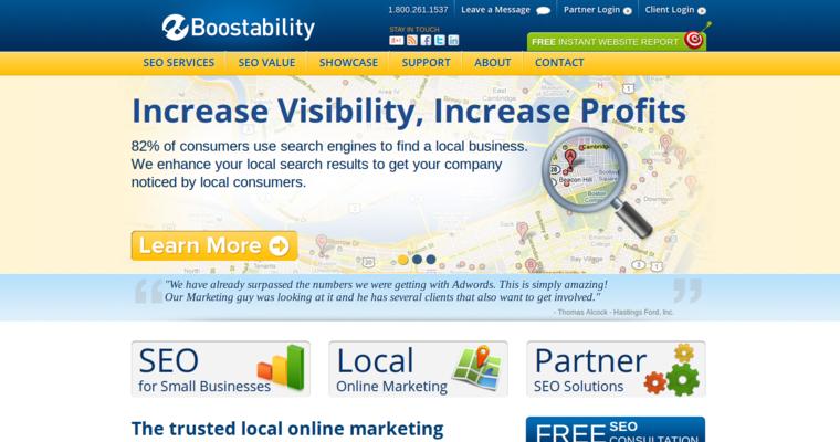 Boostability   Best Online PR Companies   10 Best PR