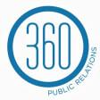 Best Online Public Relations Company Logo: 360 PR