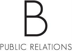 Leading Beauty Public Relations Business Logo: B Public Relations