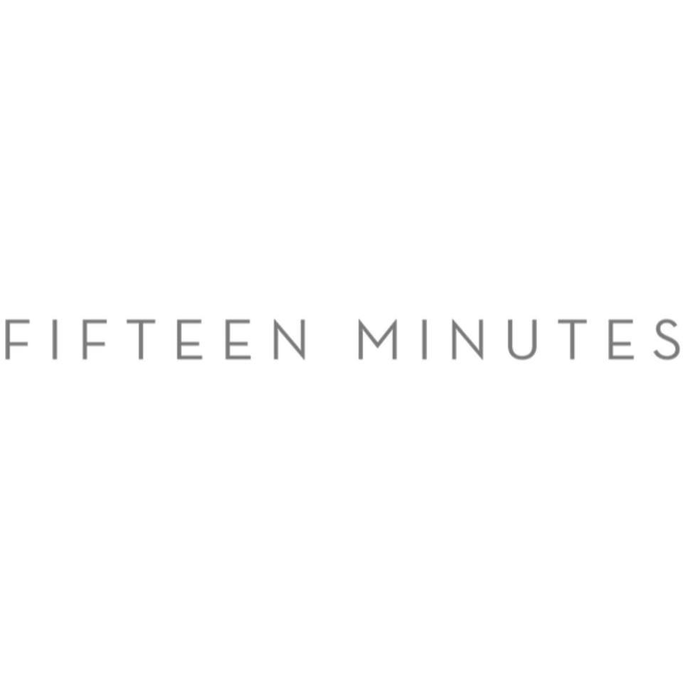 Top Los Angeles PR Company Logo: Fifteen Minutes