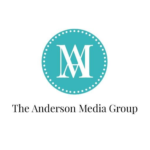 London Best London PR Firm Logo: The Anderson Media Group