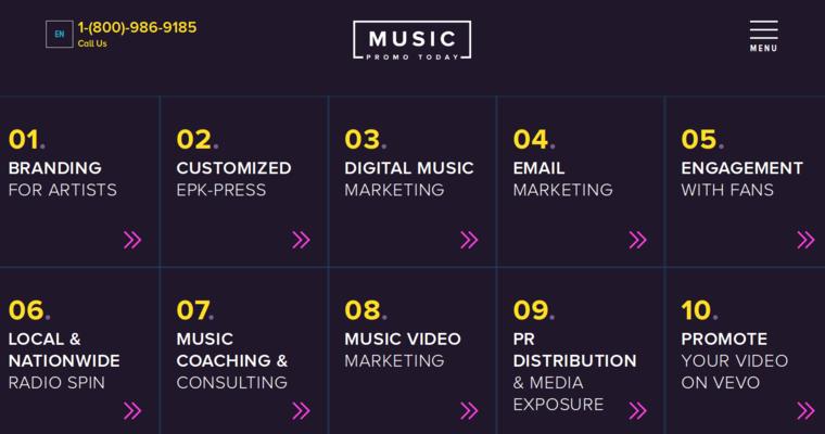 Musicpromotoday Best Music Pr Firms