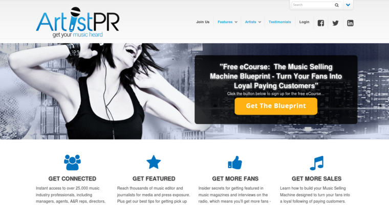 Artist pr best music pr firms artist pr home page malvernweather Image collections