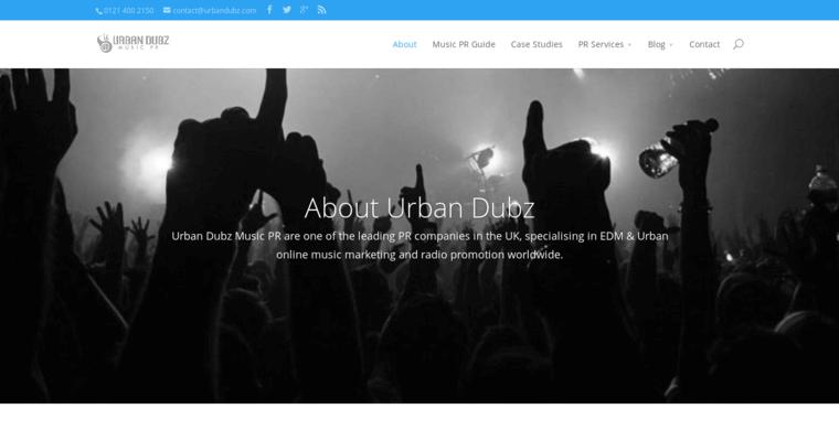 Urbandubz   Top Music PR Companies   10 Best PR