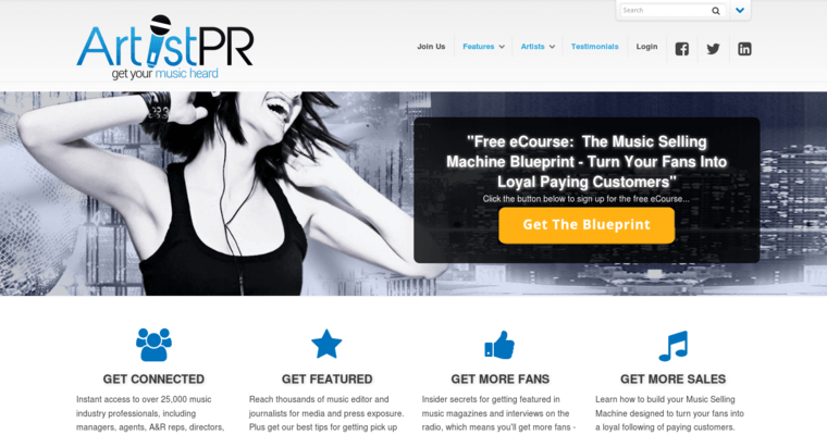 music pr firm home - Top Celebrity Pr Firms