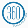 Top Sports Public Relations Firm Logo: 360 PR