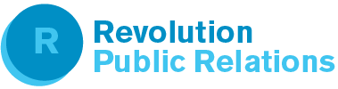 Leading Public Relations Firm Logo: Revolution Public Relations