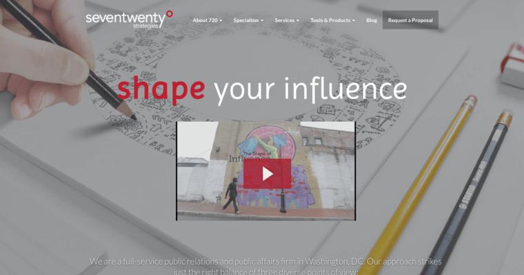 Seventwenty Strategies Best Public Relations Companies Dc